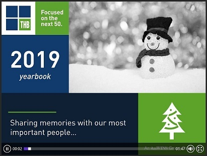 2019 yearbook video image