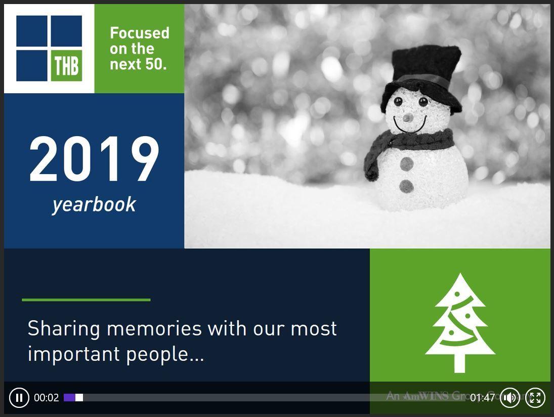 Xmas 2019 video image