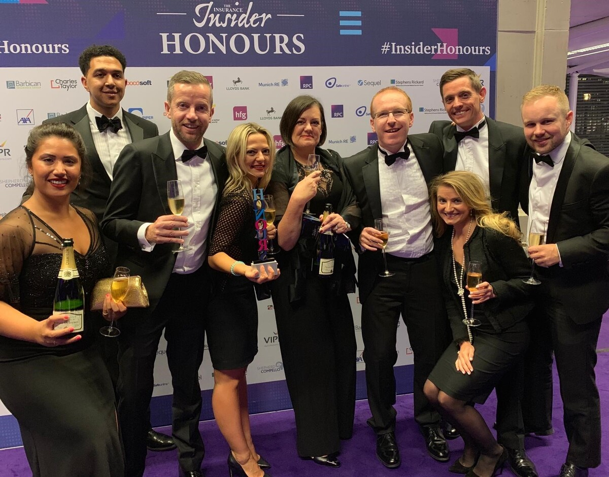 Thb Recognised As Broker Of The Year At The Insider Honours